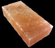 Соляной кирпич шлифованный 200х100х50мм