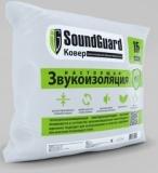 Универсальный Теплозвукоизоляционный мат SoundGuard Ковер 5000х1500х15 мм