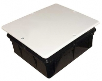 Распаячная коробка внутренняя в бетон кирпич ГКЛ 154х92х70 IP20