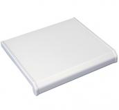 Подоконник DANKE / Данке Стандарт 300 мм, Цвет: Белый матовый, цена за 1 метр