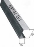 Профиль направляющий ПН Строй Профиль 75х40х3м, 0.55 мм