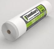 Звуко‐гидроизоляционная подложка SoundGuard Roll Rubber K 10000х1000х5.5 мм 10м2