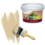 Шпатлевка по дереву Premia | Премиа дуб, 0.4 кг