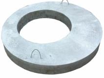 Крышка бетонная круглая 220 см