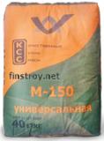Сухая смесь универсальная КСС М-150