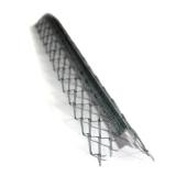 Угол для мокрой штукатурки оцинкованный 3м